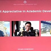 Pelindo IV Raih The Most Appreciative In Academic Development