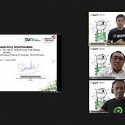 Kembangkan Startup di Kawasan Timur Indonesia,   AnchorGojek dan Telkom-ITDRI Luncurkan Muda Maju Bersama